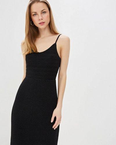 Платье черное Lusio