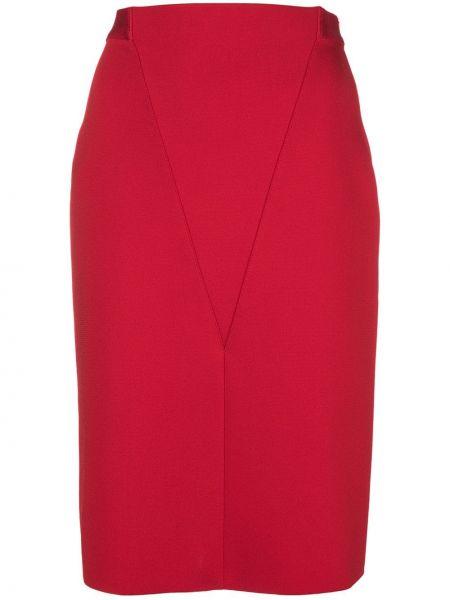 Spódnica ołówkowa bawełniana Givenchy