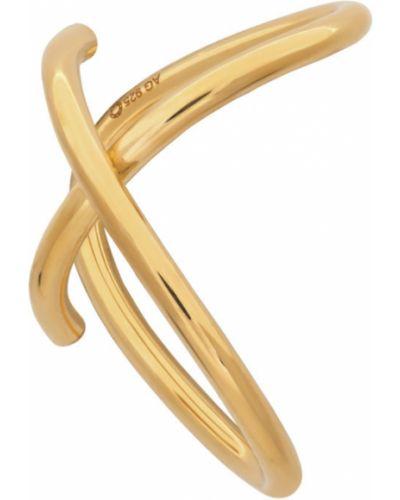 Krzyż złoto z mankietami Saskia Diez