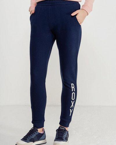 Синие спортивные брюки Roxy