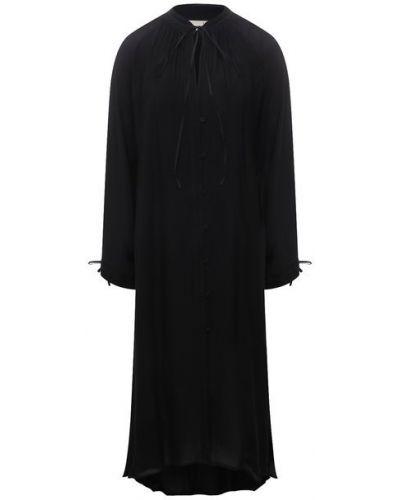 Шелковое платье с подкладкой Isabel Benenato