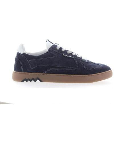 Niebieskie sneakersy Floris Van Bommel