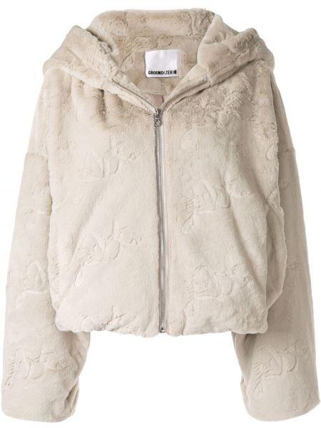 Короткая куртка мятная круглая Ground Zero
