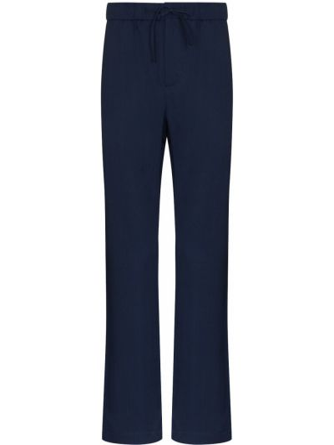 Niebieskie spodnie Frescobol Carioca