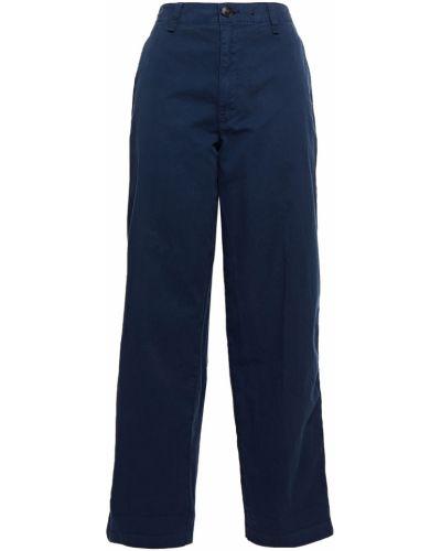 Spodnie w paski bawełniane Rag & Bone