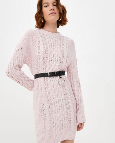 Розовое платье летнее Pink Summer