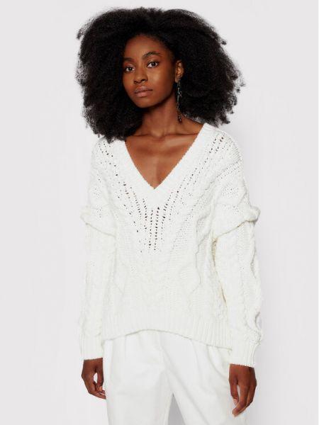 Biały sweter Iro