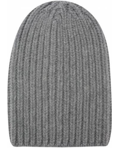 Вязаная шапка кашемировая шерстяная Tak.ori