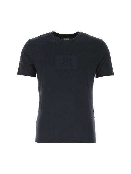 Czarna t-shirt C.p. Company