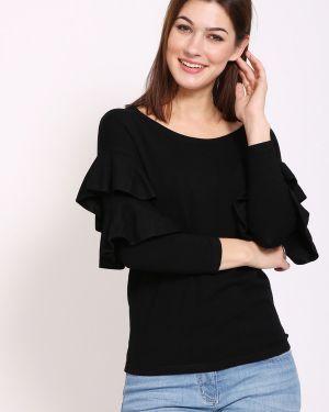Пуловер - черный Just Valeri