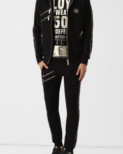 Черный спортивный костюм Philipp Plein