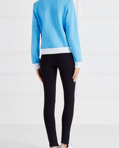 Спортивные брюки со штрипками с поясом Blank.moscow