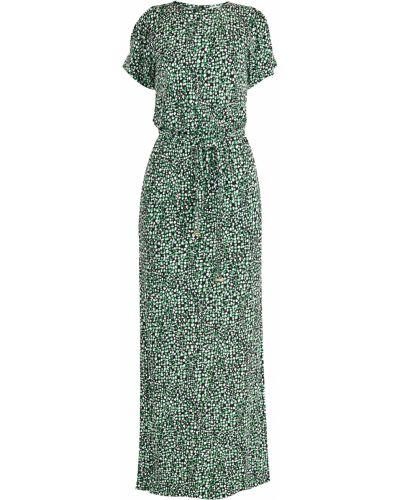 Платье с поясом макси свободного кроя Michael Michael Kors
