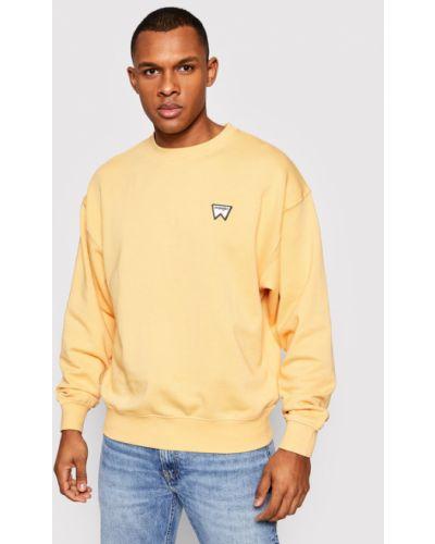Żółta bluza Wrangler