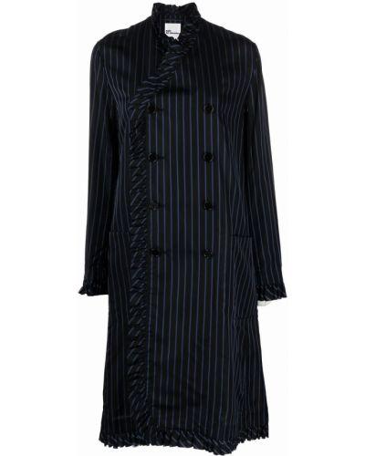Пиджак двубортный - черный Comme Des Garçons Noir Kei Ninomiya