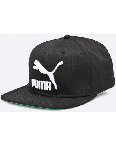 Черная шляпа Puma