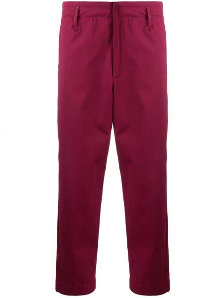 Укороченные брюки с завышенной талией брюки-хулиганы Forte Forte