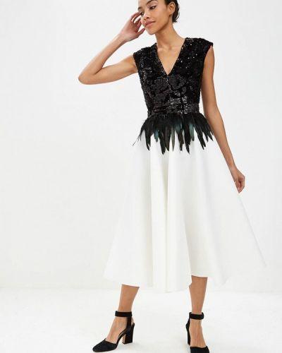Вечернее платье - белое Anastasya Barsukova