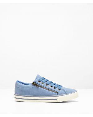 Кроссовки синий Bonprix
