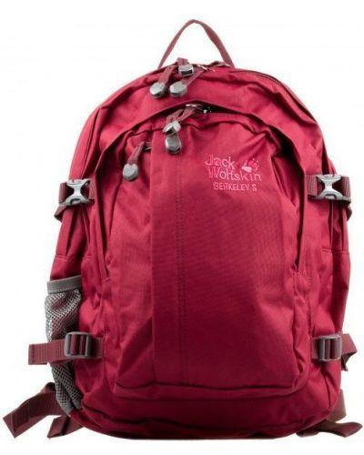 Текстильный брендовый рюкзак Jack Wolfskin