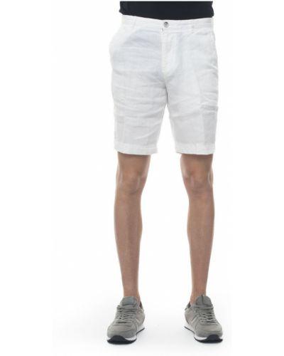 Bermudy - białe Boss