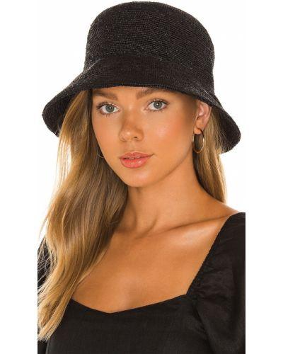 Czarna czapka wełniana Lack Of Color
