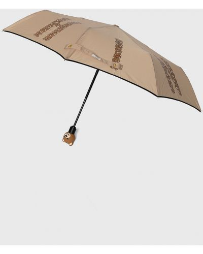 Parasol beżowy Moschino
