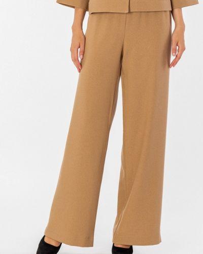 Свободные брюки бежевый S&a Style