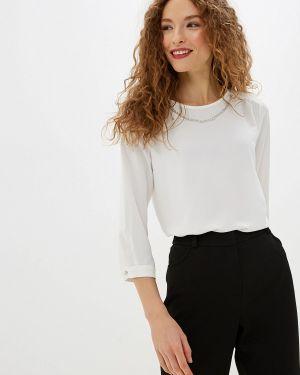Блузка с длинным рукавом белая Antiga