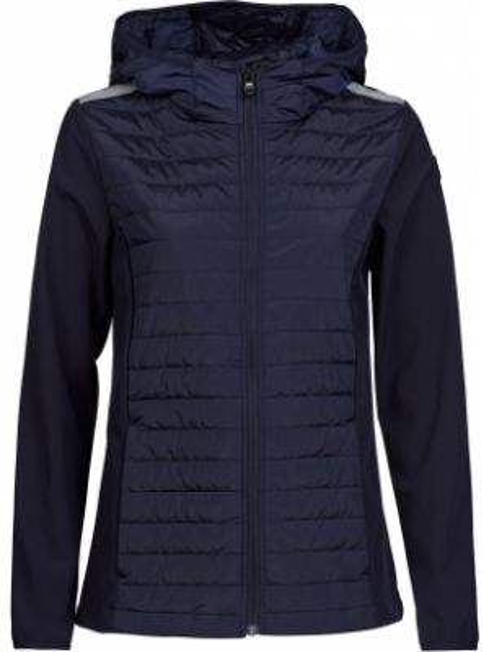 Синяя куртка на молнии с подкладкой Cmp