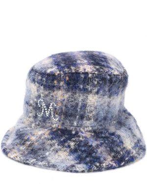 Шерстяная шляпа с логотипом Monnalisa