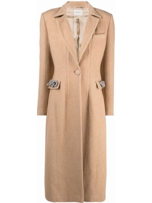 Пальто из полиэстера Giuseppe Di Morabito