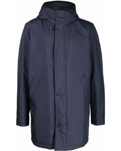 Płaszcz przeciwdeszczowy - niebieski Fay