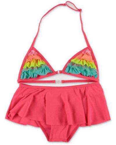 Różowy strój kąpielowy dwuczęściowy Billieblush