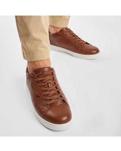 Brązowe sneakersy Michael Michael Kors
