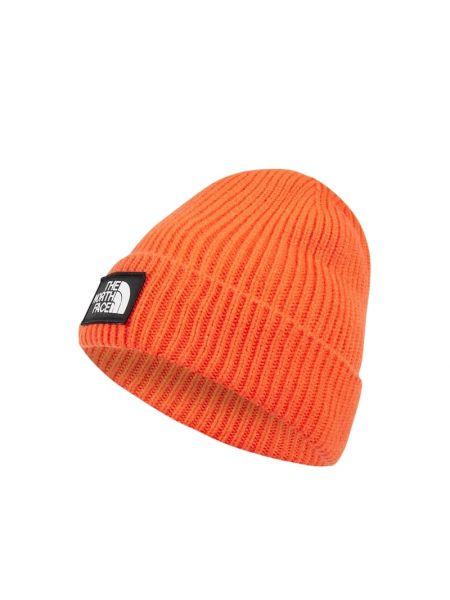 Prążkowana czapka The North Face