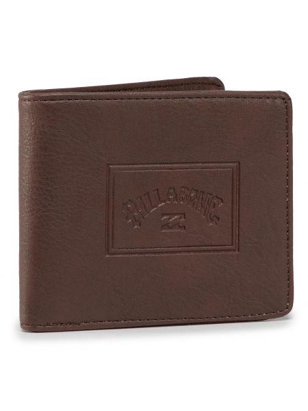 Brązowy portfel Billabong
