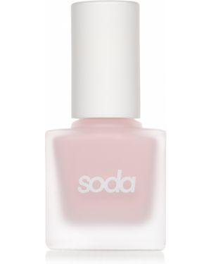 Лак для ногтей матовый Soda