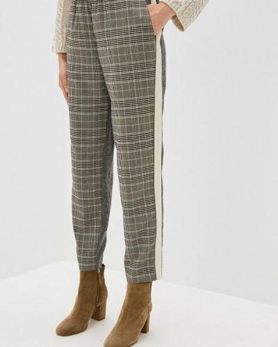 Классические брюки серые французский French Connection