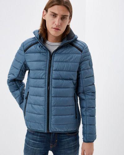 Утепленная куртка - голубая S.oliver