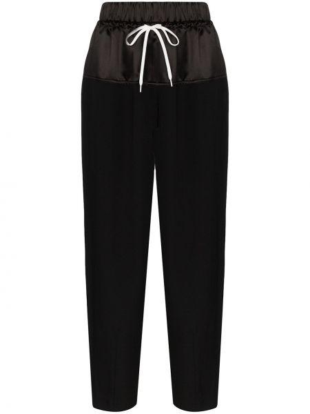 Спортивные брюки свободные с карманами Givenchy