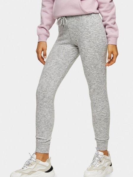 Спортивные брюки - серые Topshop