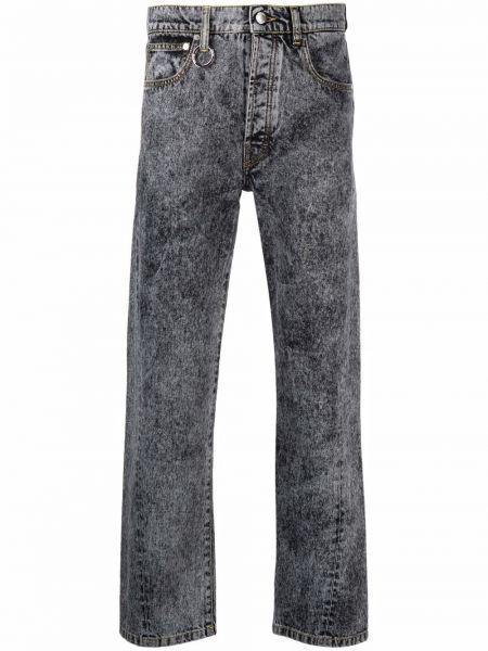 Czarne mom jeans bawełniane Etudes