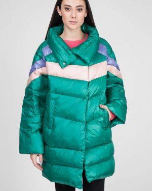 Зимняя куртка осенняя зеленая Diesel