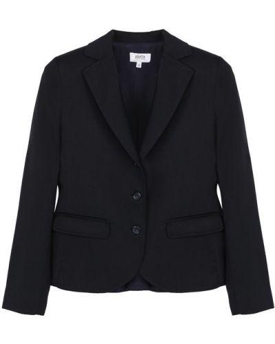 Пиджак однобортный с бантом Aletta