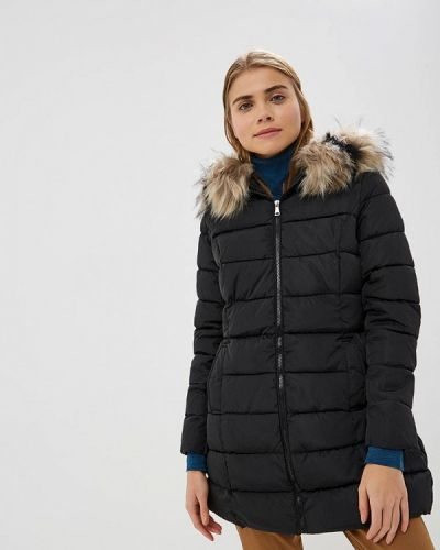 Черная куртка Bruebeck