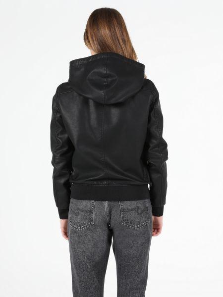 Облегченная куртка - черная Colin's