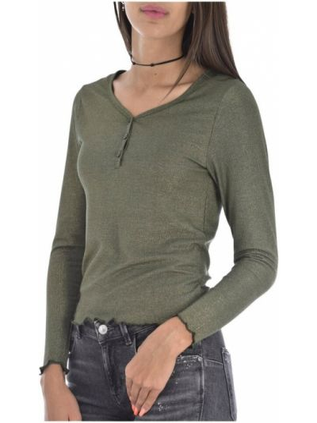 Zielona t-shirt Kaporal