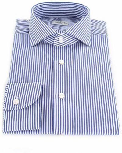Niebieska koszula Bagutta