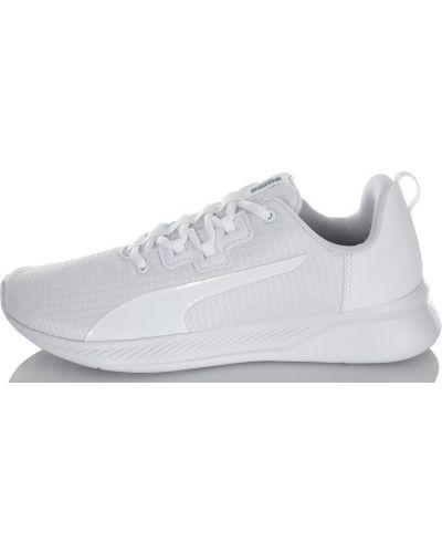 Белые кроссовки для бега Puma